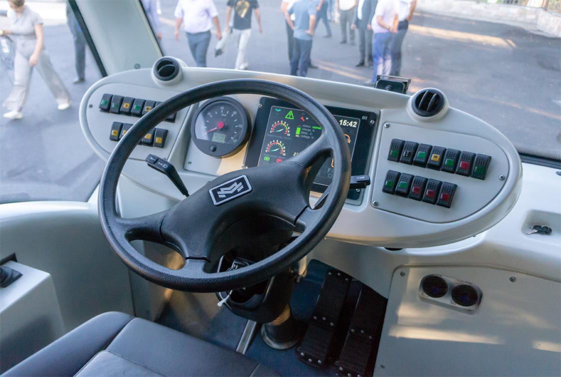 Электробус Vitovt Electro E420